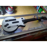 Guitarrra Para Jugar Guitar Hero De Nintendo Wii ,es Origina