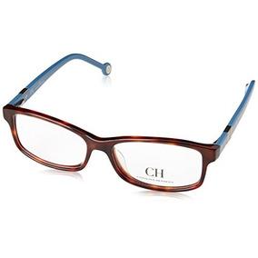 03ffaeae05 Carolina Herrera Vhe.00630.4ap.53 Monturas De Gafas Para Muj