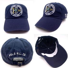 e2c5dbeb4e4fb Boné Polo Ralph Lauren Us 67 Bear 100% Original Exclusivo!