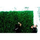 Erbetta Muros Verdes Artificiales/ Mosaico De 25x25cm