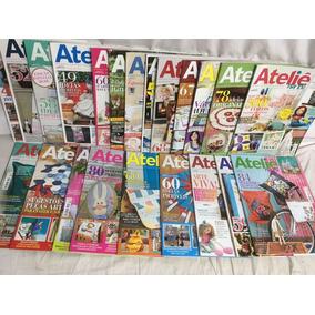 Kit 36 - Ateliê Na Tv - 22 Revistas - Novas