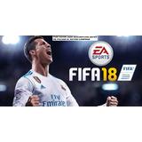 Fifa 18 Audio Latino Pc Windows Dvds Físico Leer Descripcion