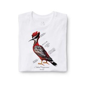 Camiseta Pica Pau Biologo Reserva