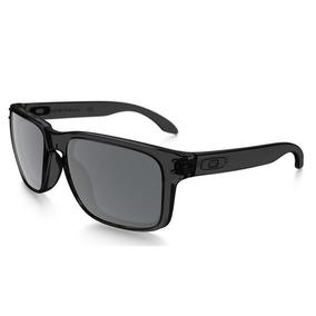 Óculos De Sol Oakley Holbrook Preto Brilhoso Excelente - Óculos De ... 325303a01c