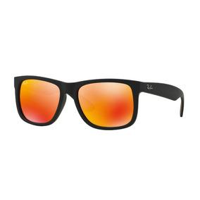 d99142e11dc6a Oculos Do Ray Ban Lente Vermelho - Óculos no Mercado Livre Brasil