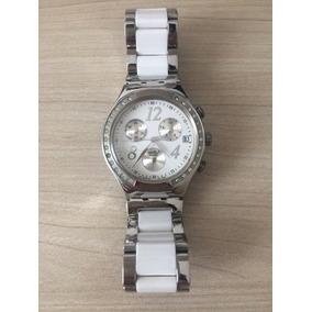 57293ebdf02 Relogio Swatch Feminino Dourado Original - Relógio Swatch Feminino ...