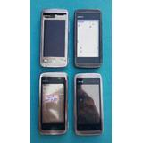 Lote Com 4 Celulares Nokia 5530 (leia A Descrição)