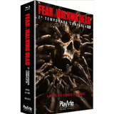 Blu-ray Fear The Walking Dead 2ª Temporada - 3 Discos Origin