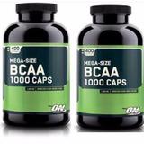 Bcca Optimum Nutrition 400caps
