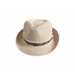 Sombrero Fedora Ala Ancha Cuero - Ropa y Accesorios en Mercado Libre ... a5d96c510bf