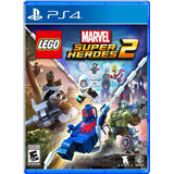 Lego Marvel Super Heroes 2 Ps4 Nuevo (en D3 Gamers)