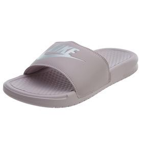 Chinelo Sandália Nike Feminino Benassi Jdi 343881 Original