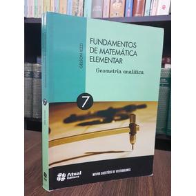Ime Ita Fundamentos Da Matemática Elementar Vol 7