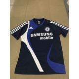 3b0967c336 Camisa Chelsea De Treino - Camisa Chelsea Masculina no Mercado Livre ...