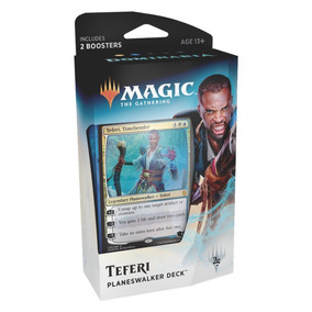 Deck Magic The Gathering Dominária Teferi Em Português