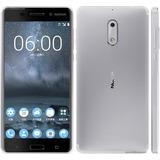 Nokia 6 Plata 32gb 16mp+8 Lector Huella Nuevos Liberados