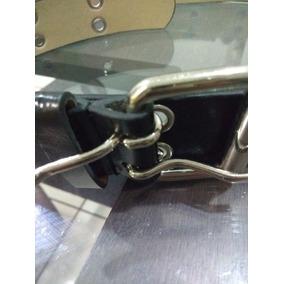 Cinturon Negro Talla Grande Original Mix Grommets