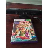 Kinect De Xbox 360 Mas Juego Original
