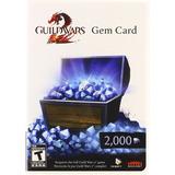 Guild Wars 2 - 2000 Gemas - Manvicio Store!!!