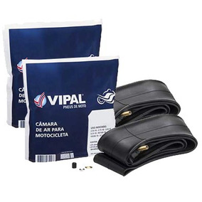 Câmara De Ar 90/90-19 Va-19 E 110/90-17 Vc-17 Vipal