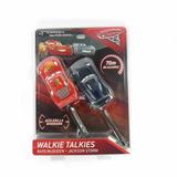 Walkie Talkie Cars3 Rayo Mcqueen Jackson Storm 70mts Juguete