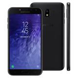 Smartphone Samsung J4 32gb Mem 2gb Ram Tela 5.5pol 4g Dual