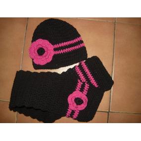 Bufandas Y Gorros De Lana - Accesorios de Moda para Niños en Mercado ... b31b7841b334
