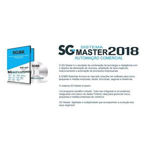 Automação Comercial Sgbr Master