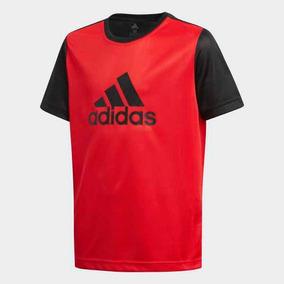 Camiseta Infantil Adidas - Camisetas Manga Curta Meninos no Mercado ... dad9d01ecbf3b