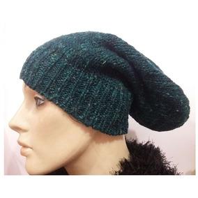 Gorro Verde Toucas Feminino - Acessórios da Moda no Mercado Livre Brasil b4ddbd2fbb7