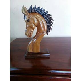 Escultura Cabeza De Caballo