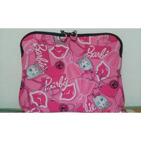 Capa / Case Para Ipad Ou Tablet 10 Pol. Barbie