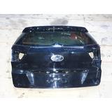 Tampa Traseira Com Vidro Hyundai Crata 17 Á 18 Preto