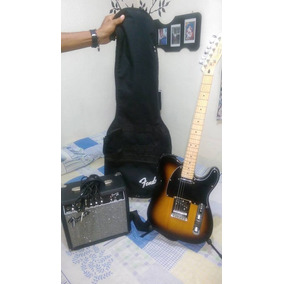 Guitarra Electrica Fender Squier. (combo)