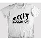 Camisa Malhação - Musculação - Evolution - Fisiculturista c1b6de9dc93
