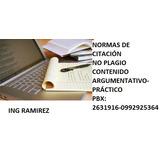 Tesis De Grado Asesorias En Proyectos Ensayos Se Hace.com