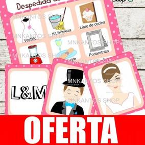 Despedida De Soltera Loteria En Mercado Libre Mexico