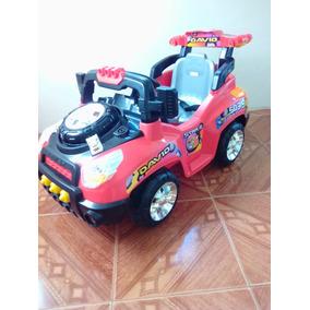 Super Carro Montable Para Niños, Bateria+control Remoto