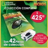 Colección Bichos El Comercio