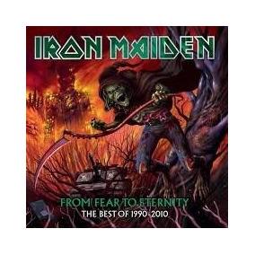 Iron Maiden Duplo The Best - 1990-2000 - Novo Frete Grátis