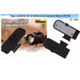 Tapa De Batería Para Nikon D510