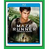 Blu-ray - Maze Runner - Correr Ou Morrer- Frete 9 Reais