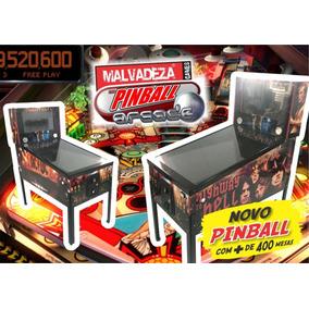 Pinball Digital Malvadeza Com Mais De 500 Mesas.