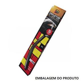 Defletor - Calha De Chuva - 4 Portas