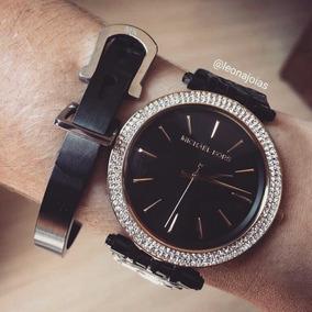 Relógio Michael Kors Darci Black Mk3322