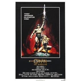 Poster Conan, O Bárbaro - 60x90cm