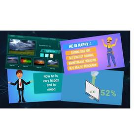 Criador De Vídeo Marketing Animado Explaindio 3.2