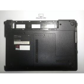 Carcaça Inferior Notebook Samsung Np300e4c-ad4br - Original