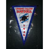 Banderin Triangular Sampdoria Italia 37 X 24 e00c8f9001d64