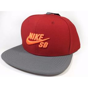 Bone Nike Sb Snapback - Bonés Nike para Masculino no Mercado Livre ... b1c4ec577a1